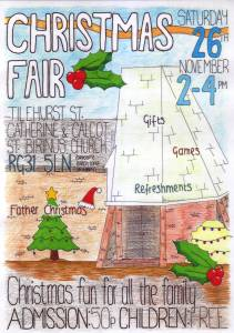 St Catherine's Christmas Fair