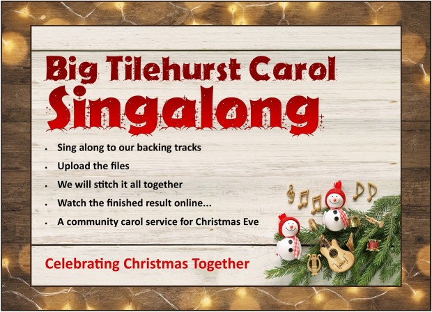 Big Tilehurst Carol Singalong